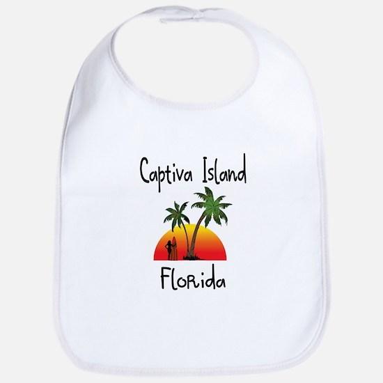 Captiva Florida Bib