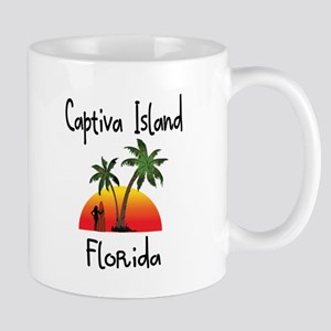 Captiva Florida Mugs