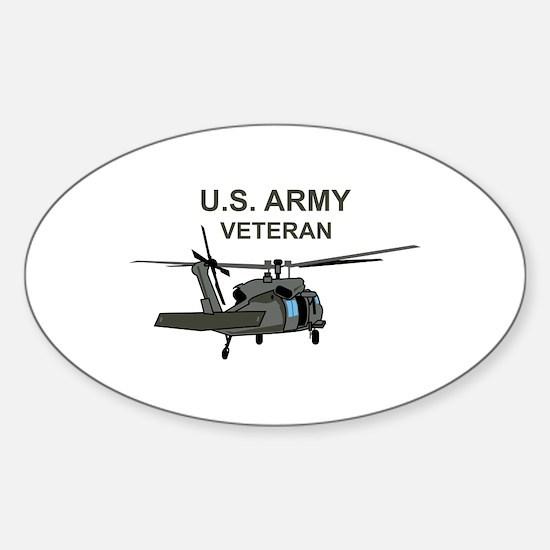 US Army Veteran Decal