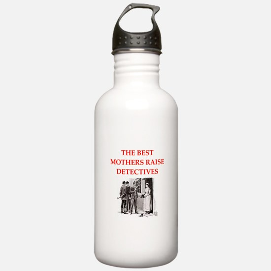 221b joke on gifts and t-shirts. Water Bottle