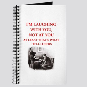 221b joke on gifts and t-shirts. Journal