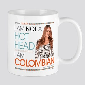Modern Family Gloria Colombian Mug