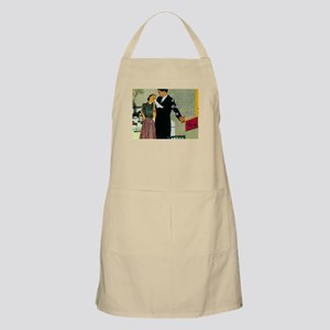 Burn Crawfish Apron