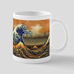 The Great Wave off Kanagawa Mugs