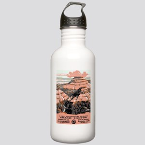 Vintage poster - Grand Stainless Water Bottle 1.0L