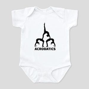 Acrobatics Infant Bodysuit