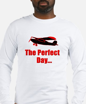 cool airplane Long Sleeve T-Shirt