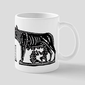 Romulus and Remus Mugs