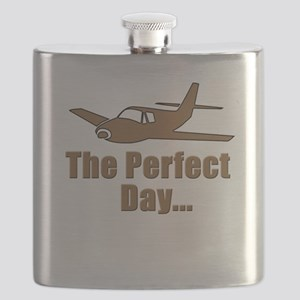 Popular Airplane Flask