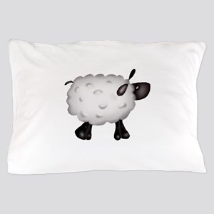 Country Sheep Pillow Case