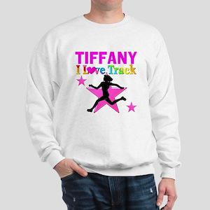 I LOVE RUNNING Sweatshirt
