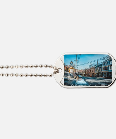 Cute Cities Dog Tags
