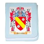 Petrushka baby blanket
