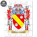 Petrushevich Puzzle