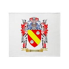Petruccini Throw Blanket