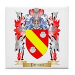 Petrucci Tile Coaster