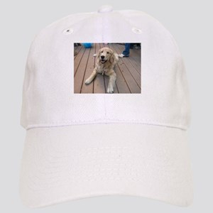 golden retriever puppy Cap