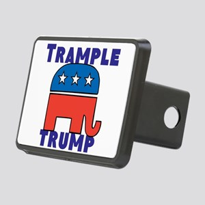 Trample Trump Hitch Cover