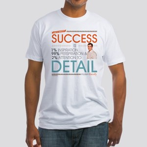 Modern Family Philsosophy Success Fitted T-Shirt