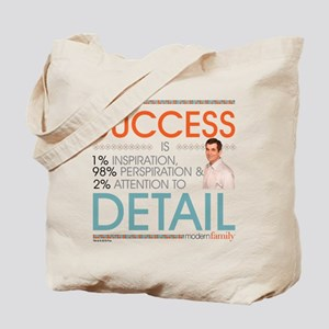Modern Family Philsosophy Success Tote Bag