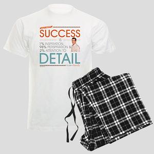 Modern Family Philsosophy Suc Men's Light Pajamas