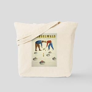 Vintage poster - Grindelwald Tote Bag