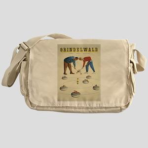 Vintage poster - Grindelwald Messenger Bag