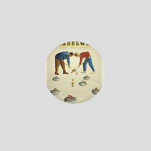 Vintage poster - Grindelwald Mini Button