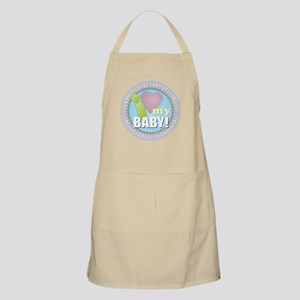 I Love My Baby Apron