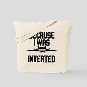 Top Gun - Inverted Tote Bag