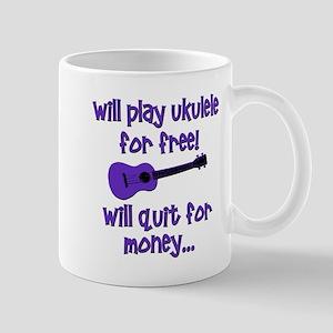 Funny Ukulele Mugs