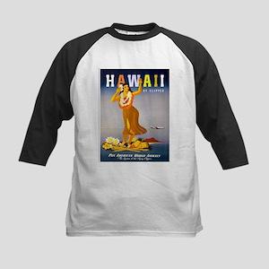 Vintage poster - Hawaii Baseball Jersey