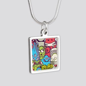 Monsters and Aliens Necklaces