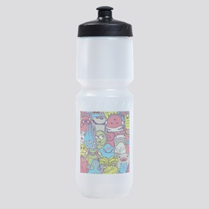Monsters and Aliens Sports Bottle