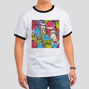 Monsters and Aliens T-Shirt