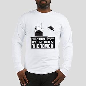 Top Gun - Buzz The Tower Long Sleeve T-Shirt