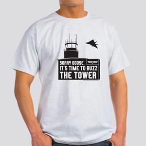 Top Gun - Buzz The Tower Light T-Shirt