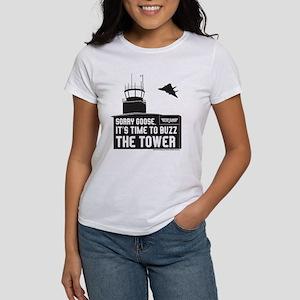 Top Gun - Buzz The Tower Women's T-Shirt