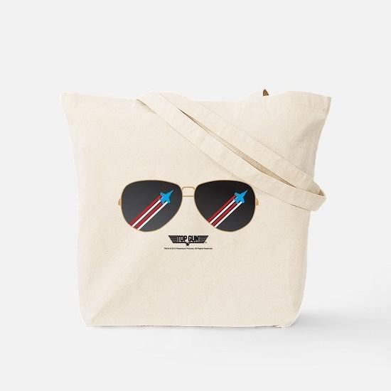 Top Gun - Buzz The Tower Tote Bag