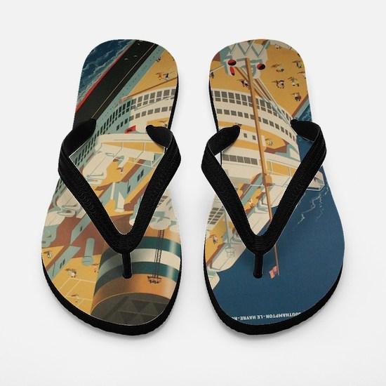 Unique Traditional Flip Flops