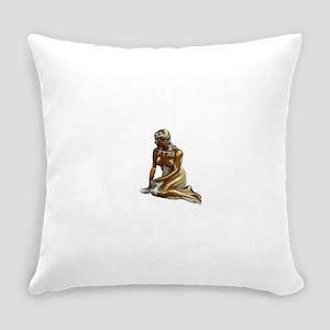 Little Mermaid Everyday Pillow