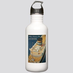 Vintage poster - Cruis Stainless Water Bottle 1.0L