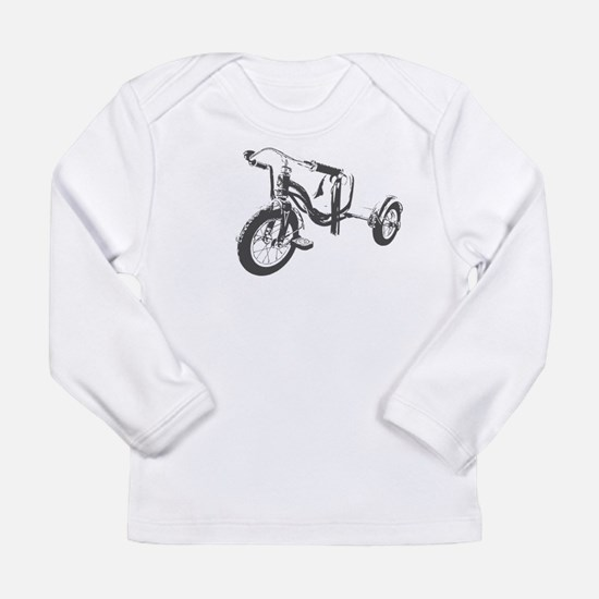 Unique Boys bicycle Long Sleeve Infant T-Shirt