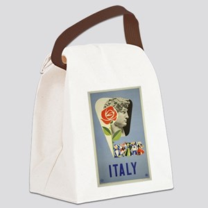 Vintage poster - Italy Canvas Lunch Bag