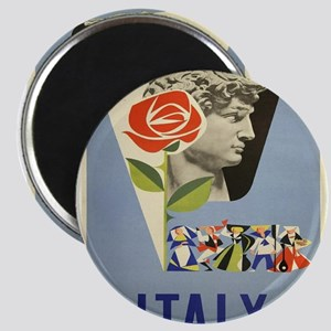 Vintage poster - Italy Magnets