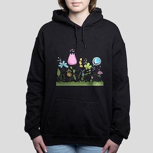 Spring Flowers Women's Hooded Sweatshirt