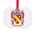 Petrolino Picture Ornament