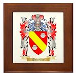 Petrolino Framed Tile