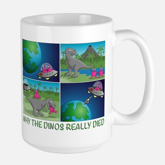 why the dinos really died Mugs
