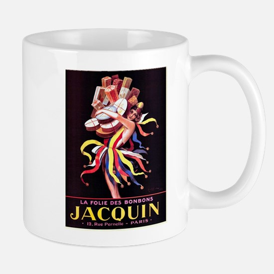 Vintage poster - Jacquin Mugs